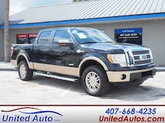 2012 Ford F-150 King Ranch Truck