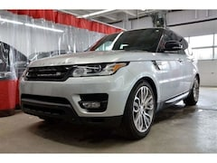 2014 Land Rover Range Rover Sport V8 SUPERCHARED NAVI PANO ROOF LEATHER SUV