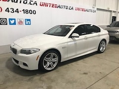 2013 BMW 535I xDrive (A8) Berline