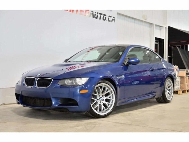 2013 BMW M3 SMG TRANSMISSION CARBON ROOF COMPETITION PKG Coupe