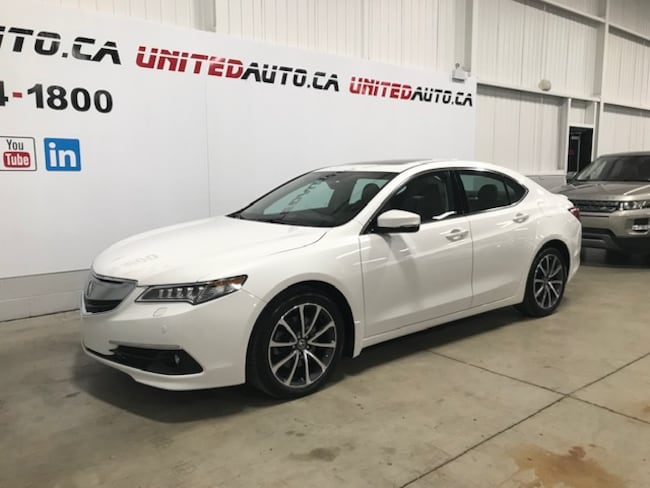 2015 Acura TLX Elite NAVI CAMERA AWD Berline