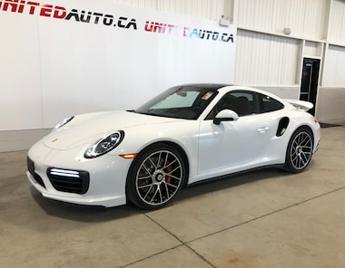 2017 Porsche 911 Turbo GARANTIE PROLONGEE 2023 Coupe