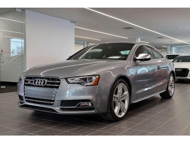 2016 Audi S5 3.0T Progressiv plus NAV-PUSH-START-DYM SUSP Coupe