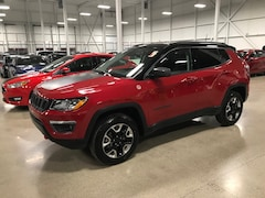 2017 Jeep Compass Trailhawk awd sunroof VUS