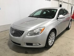 2011 Buick Regal CXL Sedan