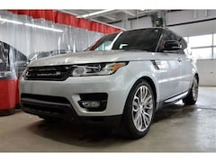 2014 Land Rover Range Rover Sport V8 SUPERCHARED NAVI PANO ROOF LEATHER VUS