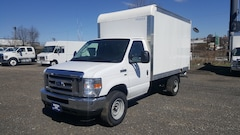 2019 Ford Box Truck E-350 SRW Cutaway BOX TRUCK