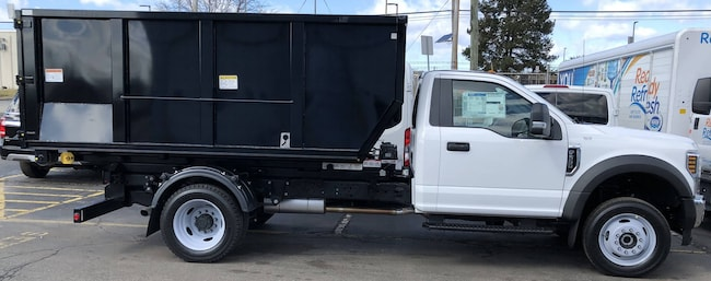 2019 Ford Chassis Cab F-550 XL Switch-N-Go