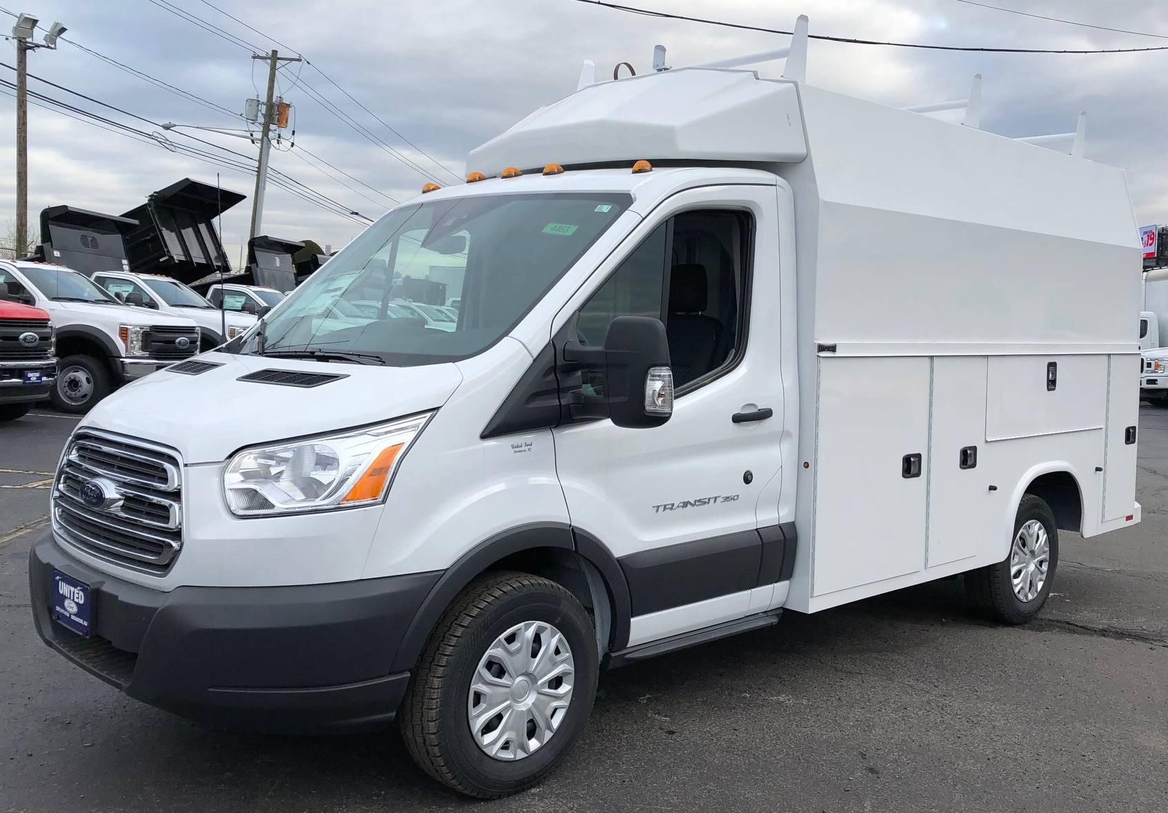 2018 Ford Transit Utility Truck Cutaway UTILITY TRUCK