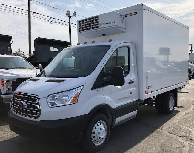 2019 Ford Transit Chassis Chassis Cab REFRIGERATED VAN BODY
