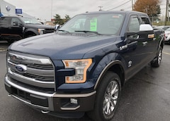 2016 Ford F-150 KING RANCH Crew Cab