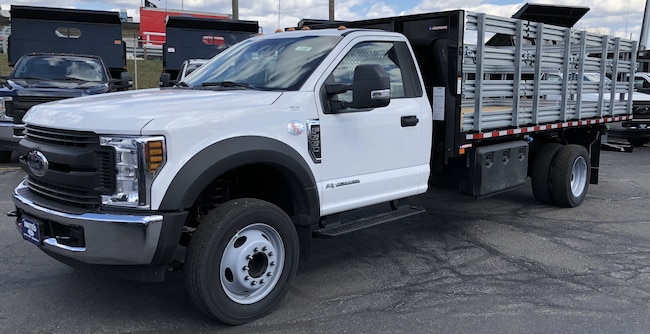 2019 Ford Chassis Cab F-550 XL Stake Body