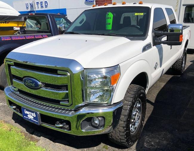 2015 Ford F-350 XLT Truck Crew Cab