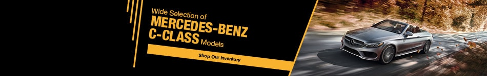 Wide Selection of Mercedes-Benz C-Class Models