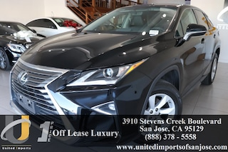 Used 2016 LEXUS RX 350 SUV For Sale San Jose CA