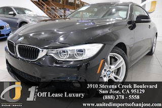 2016 BMW 435i M Sport Package Coupe