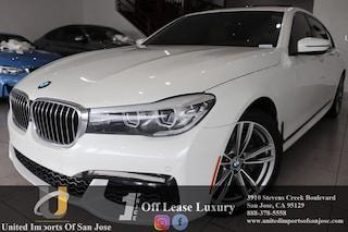 2016 BMW 740i M Sport Package Sedan