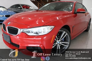 2016 BMW 428i M Sport Package Coupe