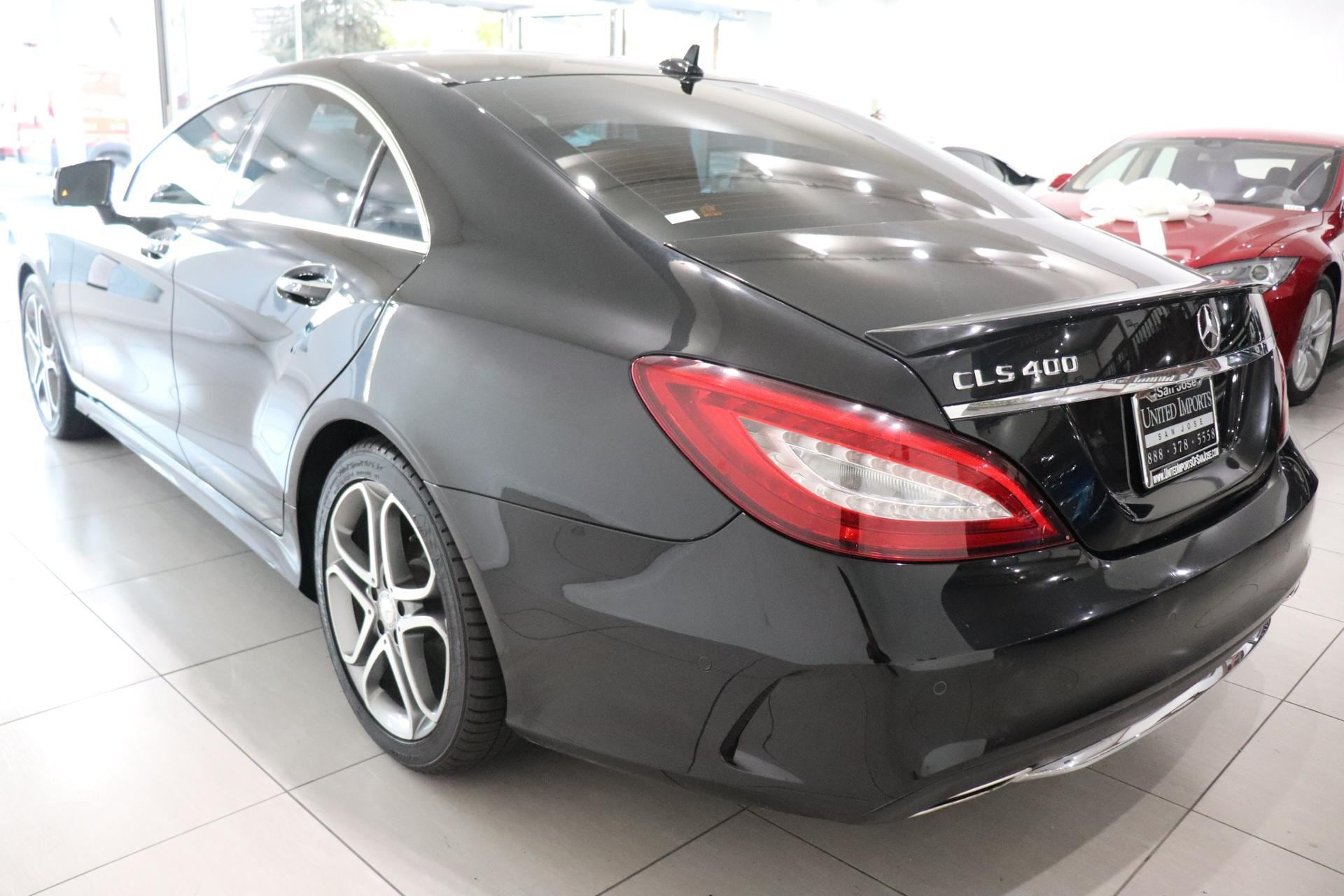 Used 2015 Mercedes Benz CLS Class For Sale SAN JOSE CA