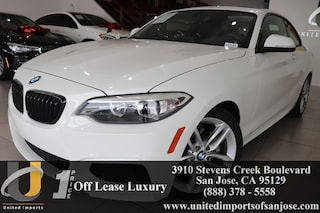 2016 BMW 228i M Sport Package Coupe