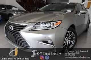 2016 LEXUS ES 350 Luxury Package Sedan