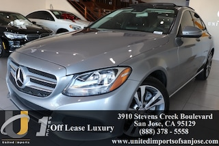 2016 Mercedes-Benz C-Class C300 4MATIC Sport Sedan