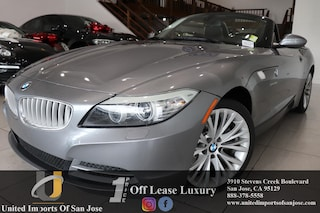 2011 BMW Z4 sDrive35i Roadster Convertible