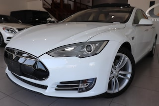 2015 Tesla Model S 85 kWh Battery (Auto Pilot Beta) Sedan