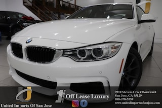 2016 BMW 428i M Sport Package Gran Coupe