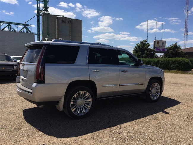 Used 2015 Cadillac Escalade For Sale At Unity Motor Products Ltd
