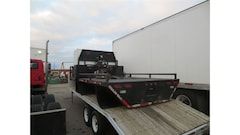 1900 UD STK# UBP124 15 FT STEEL FLAT DECK  WITH BUNK -