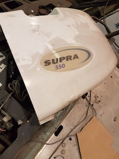 2006 CARRIER SUPRA 550 14111 HRS Call for installed pricing