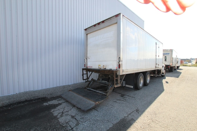 2013 Morgan 26FT REEFER WITH  OR W/O TGATE WE WILL MOUNT ON YOUR TRUCK OR OURS