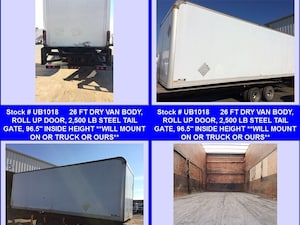 2007 Durabody 26 FT DRY VAN BODY 2500 LB TAIL GATE DYNAMIC_PREF_LABEL_INDEX_INVENTORY_FEATURED1_ALTATTRIBUTEAFTER