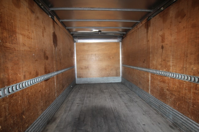 2010 COMMERCIAL BABCOCK 16 FT DRY VAN ROLL UP DR. WE WILL MOUNT ON YOUR TRUCK OR OURS