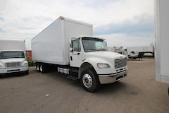 2014 FREIGHTLINER M2 30FT DRY FREIGHT