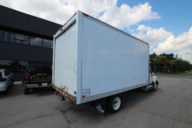 2012 Multivans 17 ft alum van body (box only) WE WILL MOUNT ON YOUR TRUCK OR OURS