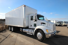 2013 KENWORTH T370 26FT DRY FREIGHT