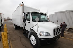 2011 FREIGHTLINER M2 26FT  INSULATED W/TGATE 4400LB