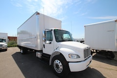 2012 FREIGHTLINER M2 26 FT DRY FREIGHT W TGATE