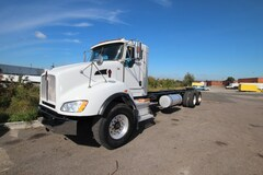 2012 KENWORTH T440 20 FRONT  AUTOMATIC DBL FRAME