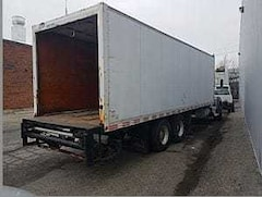 2007 COMMERCIAL BABCOCK 28 FT INSULATED  VAN WE WILL MOUNT ON YOUR TRUCK OR OURS!