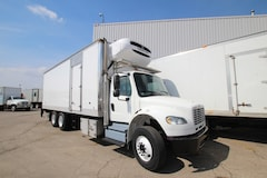 2013 FREIGHTLINER M2 26 FT REEFER TK1000