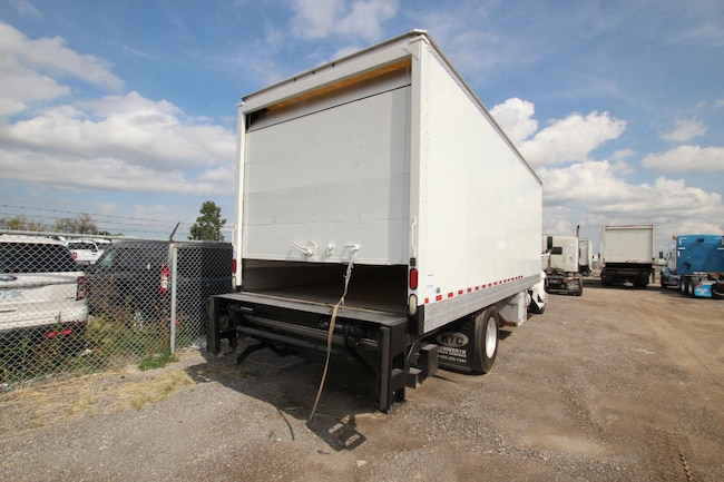 2013 KENWORTH 24FT DURABODY  VAN W OR W/O  3000LB ALUM TGATE WE WILL MOUNT ON YOUR TRUCK OR OURS