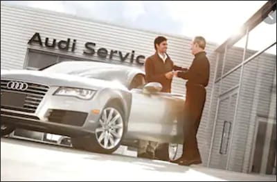 Complimentary Valet Service Pick Up & Delivery