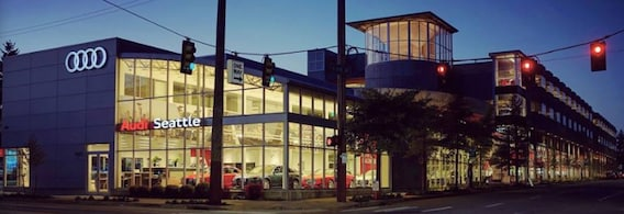 About Audi Seattle Where To Buy A New Audi In Seattle WA - Audi seattle