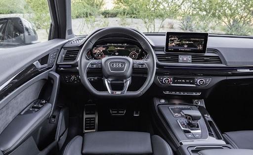 Audi q5 hybrid 2019