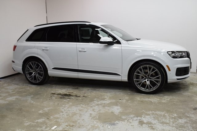New Audi Q7 in Seattle, WA | Audi Seattle