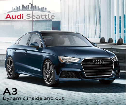 Buy A New Audi Near Everett, WA