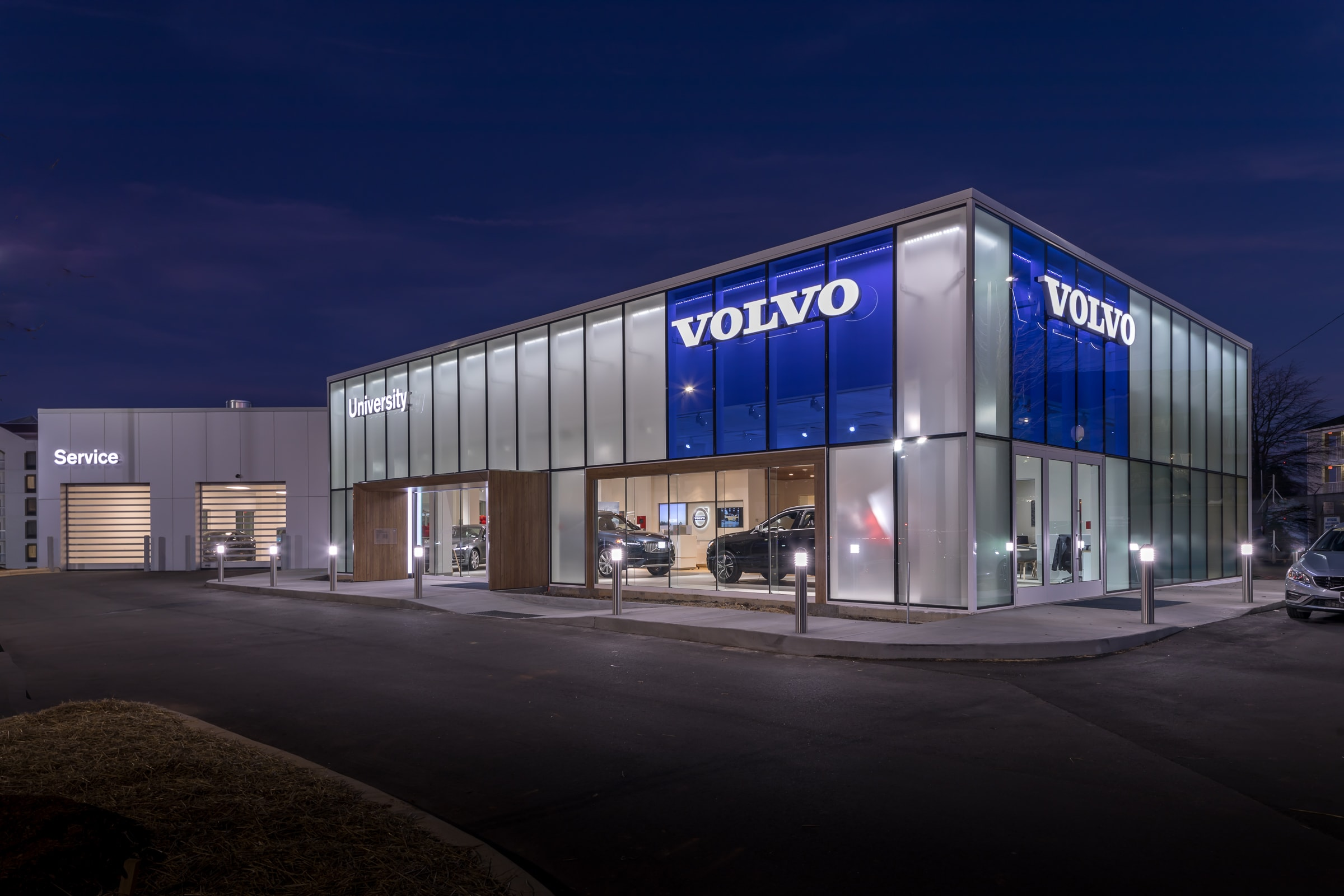 Charlotte Volvo Dealer | About University Volvo